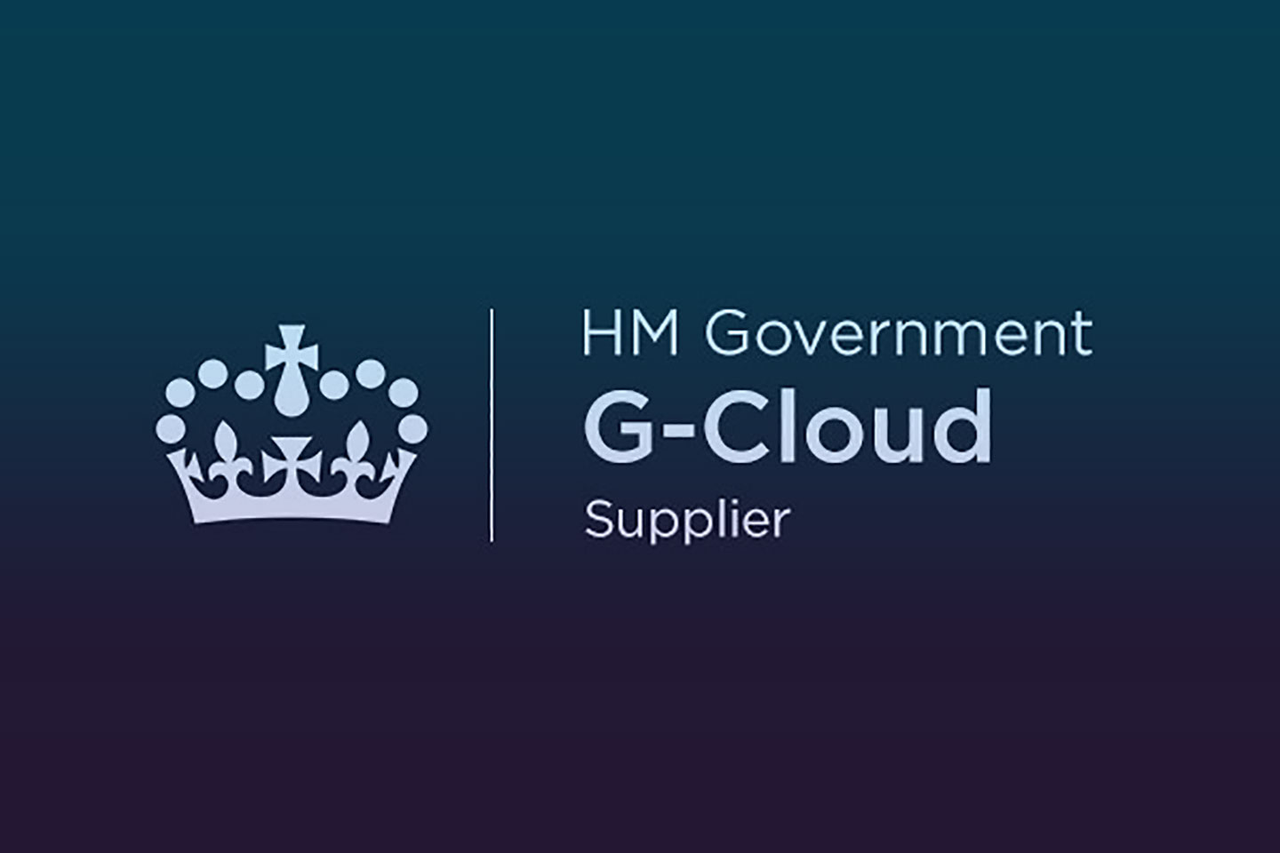 Glider successfully awarded a place among Government's G-Cloud 12 Digital Marketplace