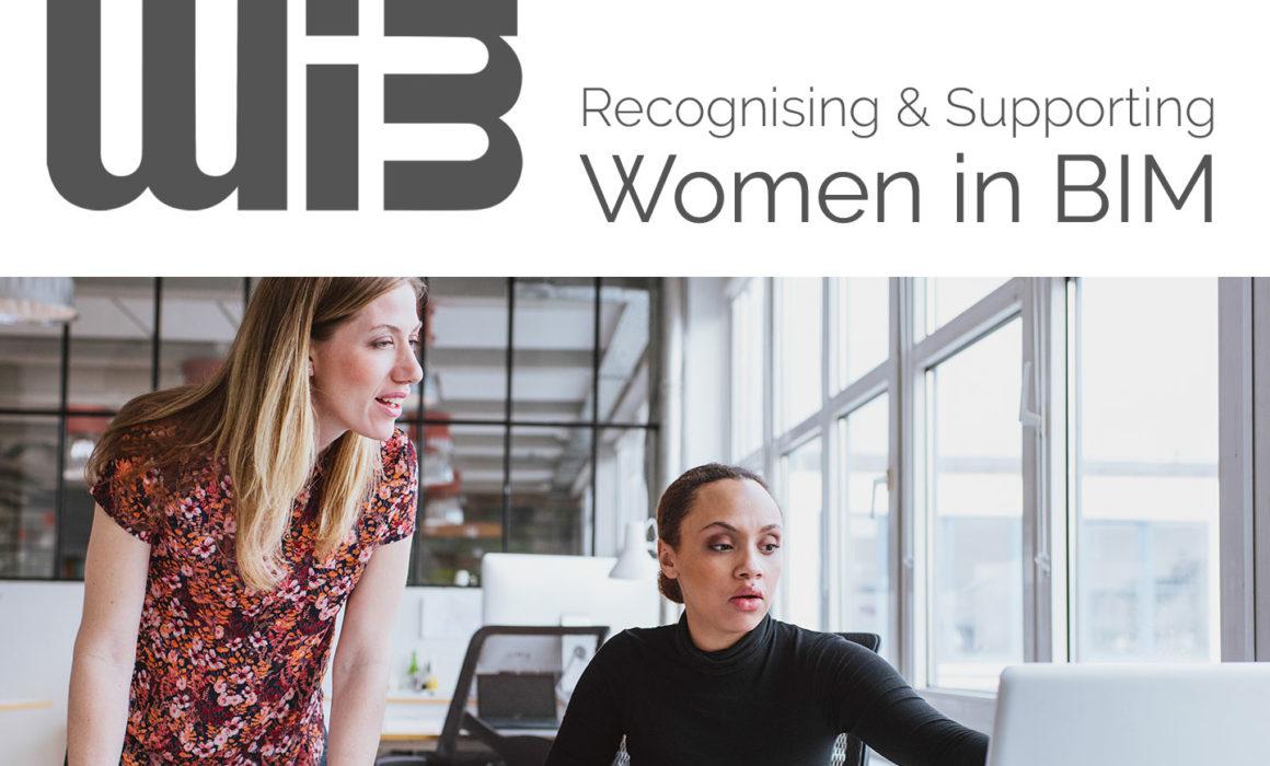Glider supports the Women in BIM Mentor Scheme
